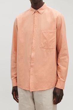 Washed-Cotton Shirt