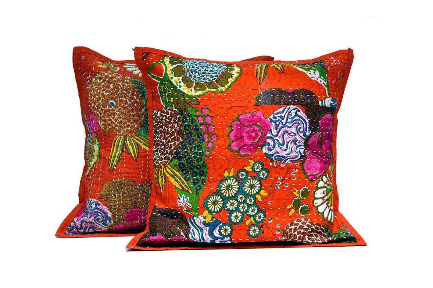 Krishna Mart India Pillowcases, 2