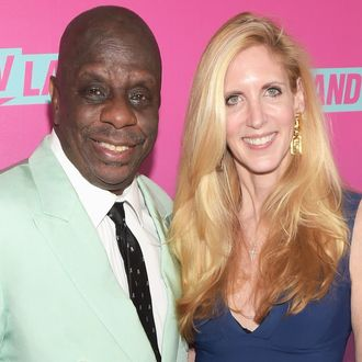 Norman Lear Says That Ann Coulter Is Dating Jimmie Walker
