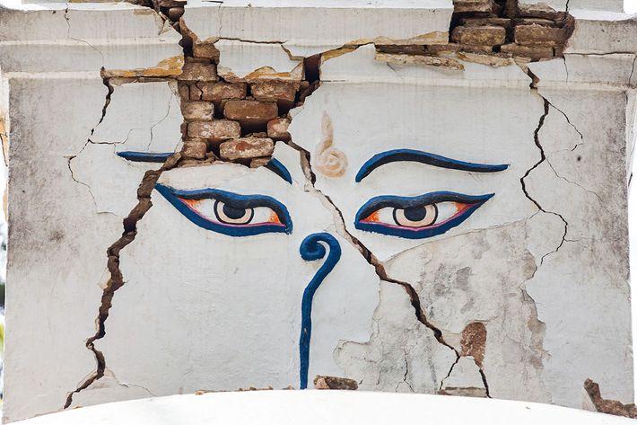 Swoyambhu, in Kathmandu