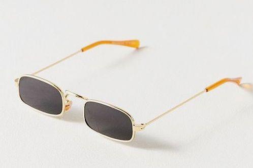 Vintage Clueless Square Sunglasses