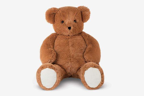 Vermont Teddy Bear - Amazon Exclusive Large Teddy Bear, 3.5 Feet, Brown