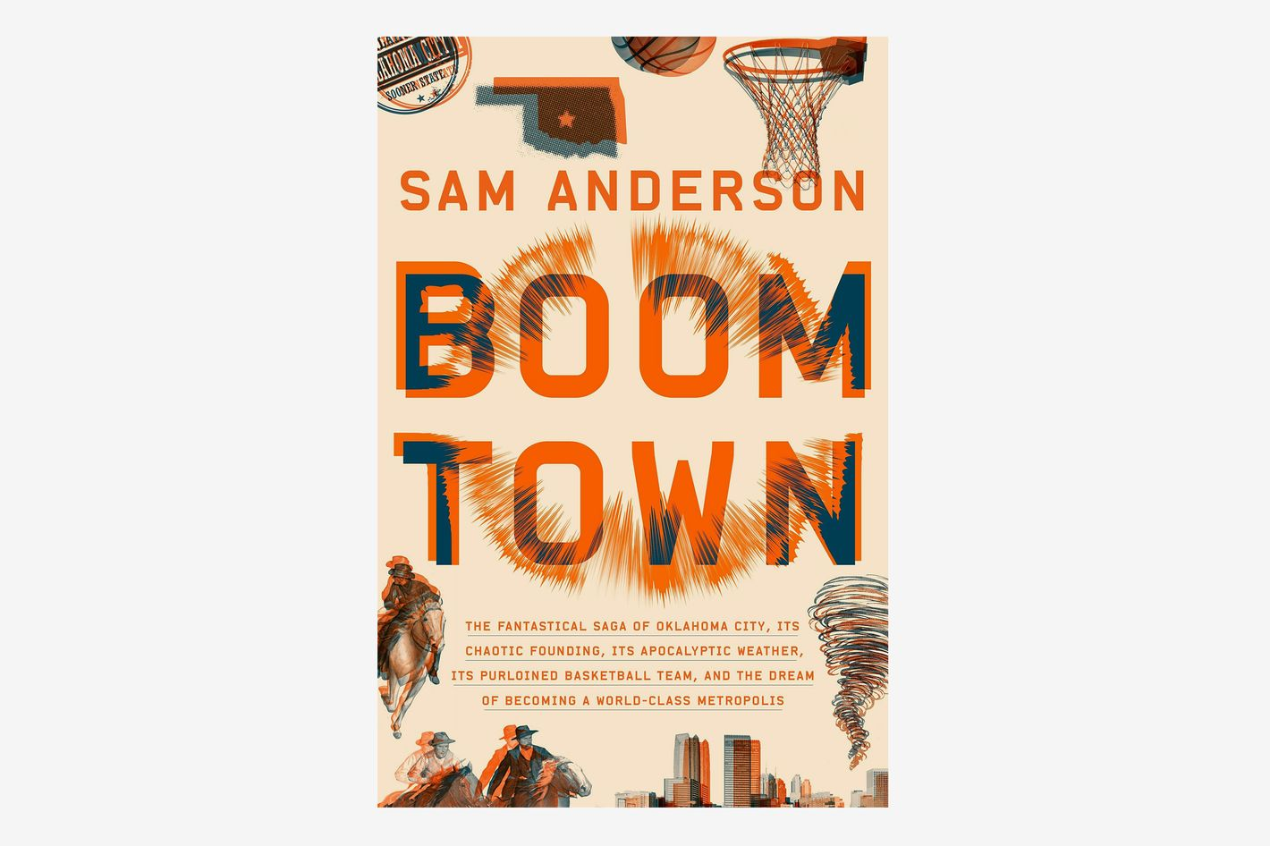 """""""Boom Town"""" by Sam Anderson"""