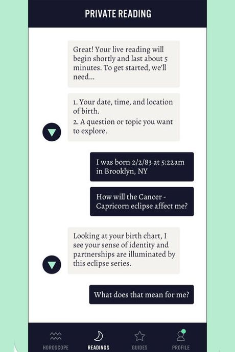 The Astrology Generation: The Sanctuary App for Millennials