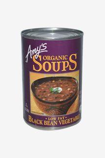 Amy's Organic Soups Black-Bean Vegetable