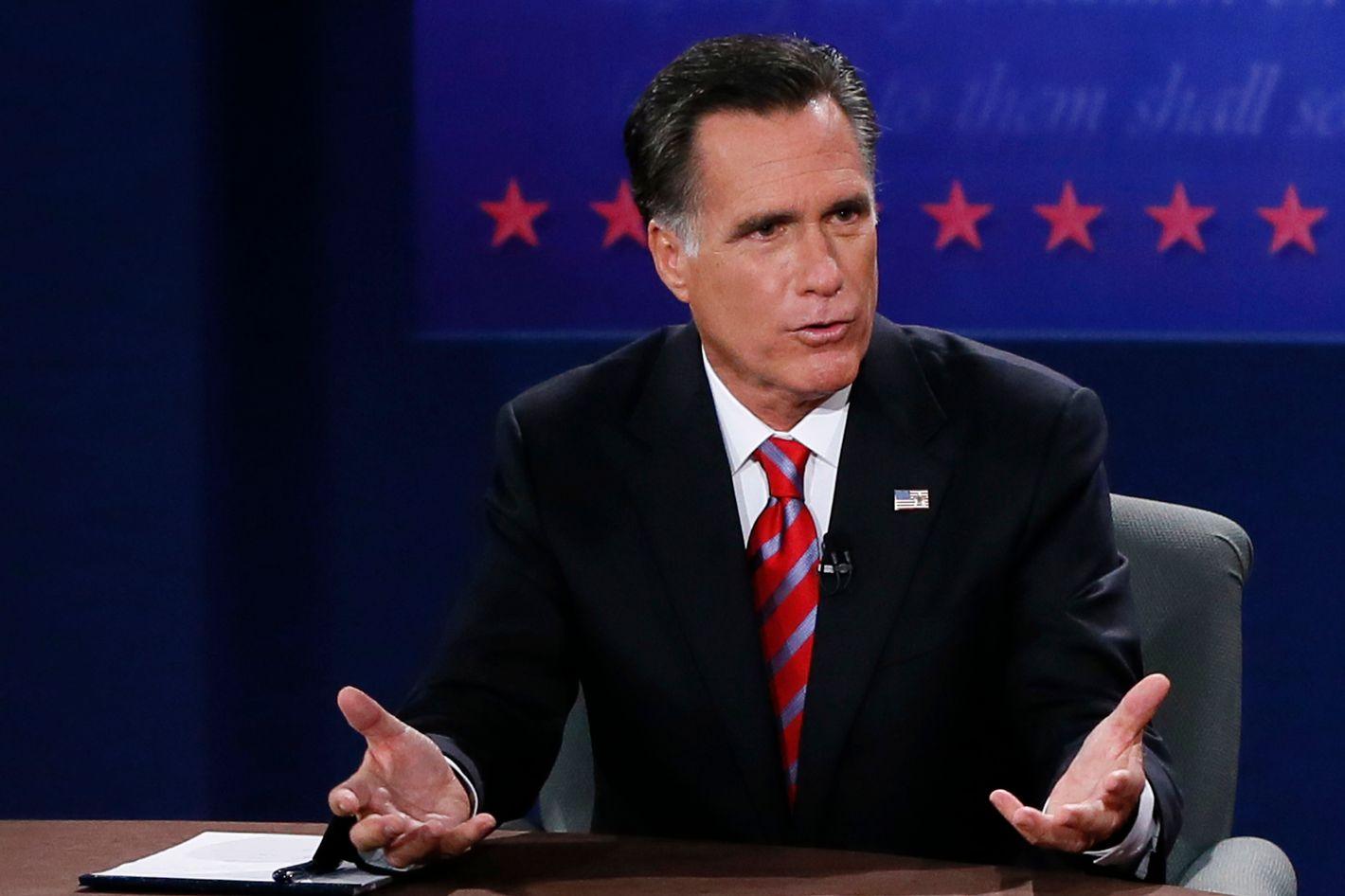 essay obama romney