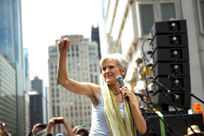 Jill Stein, Somebody's Sister.