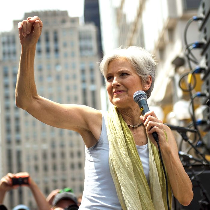 Jill Stein S 90s Folk Rock Is A Welcome Relief From The Rest Of