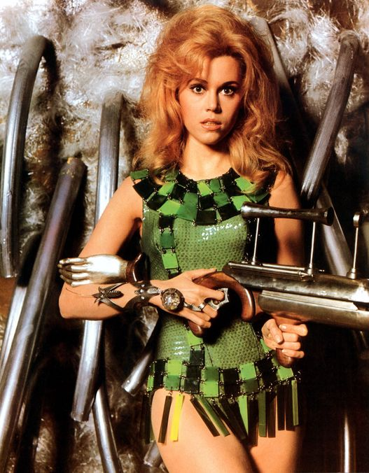 Photo 40 from Barbarella's Green Dress by Paco Rabanne