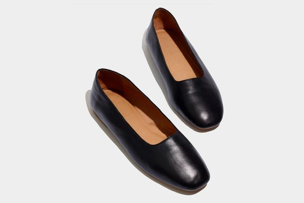 Madewell Cory Flat, True Black