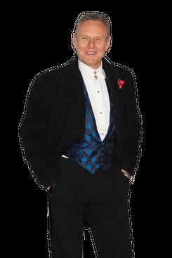 07 Nov 2013, London, England, UK --- Arrivals for the Collars & Coats Gala Ball at Battersea Evolution. Pictured: Anthony Head --- Image by ? Splash News/Splash News/Corbis