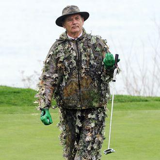 b172d4dab59d4 Bill Murray Debuts  Irreverent  Golf Apparel Line
