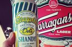 Del's Lemonade and Narragansett Brewing Teaming Up on Limited-Edition Shandy