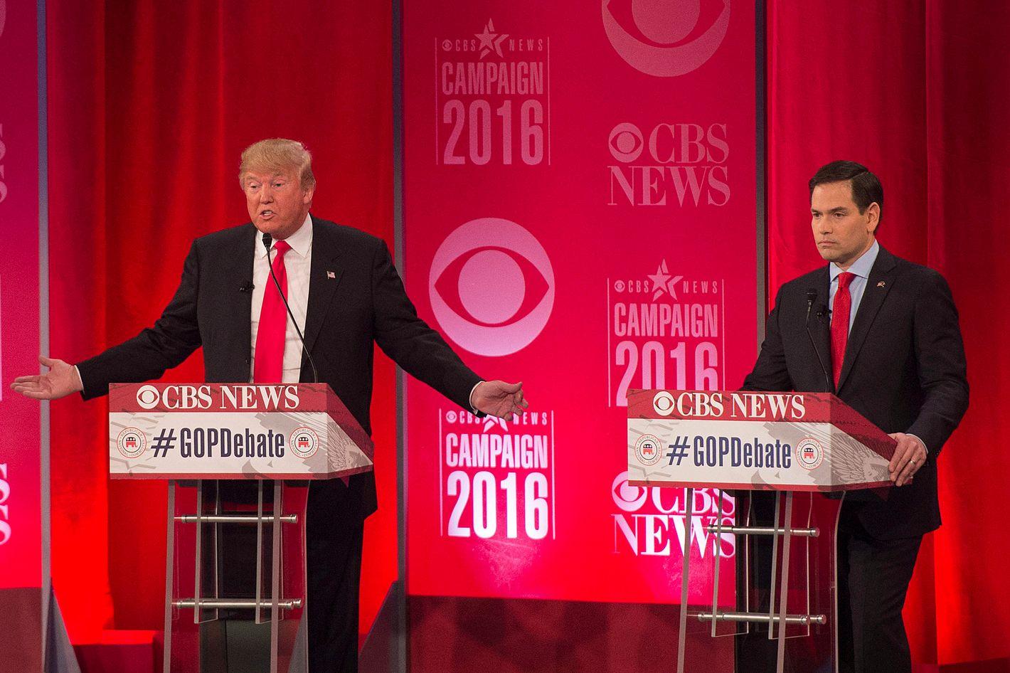 US-VOTE-REPUBLICANS-DEBATE-election