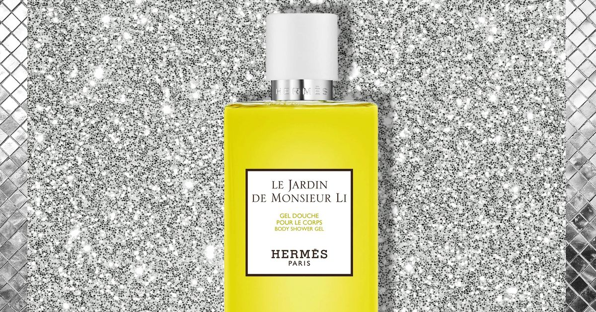 All I Want This Christmas Is to Bathe in Hermès
