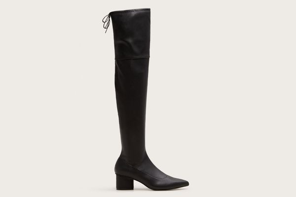 High Tip Boots