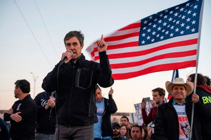 Beto O'Rourke Has a Good Reason To Run, But Can't Say It