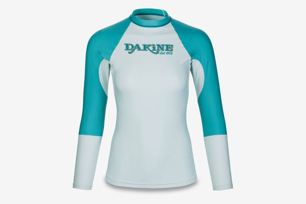 Dakine Women's Flow Snug Fit Long Sleeve Rashguard