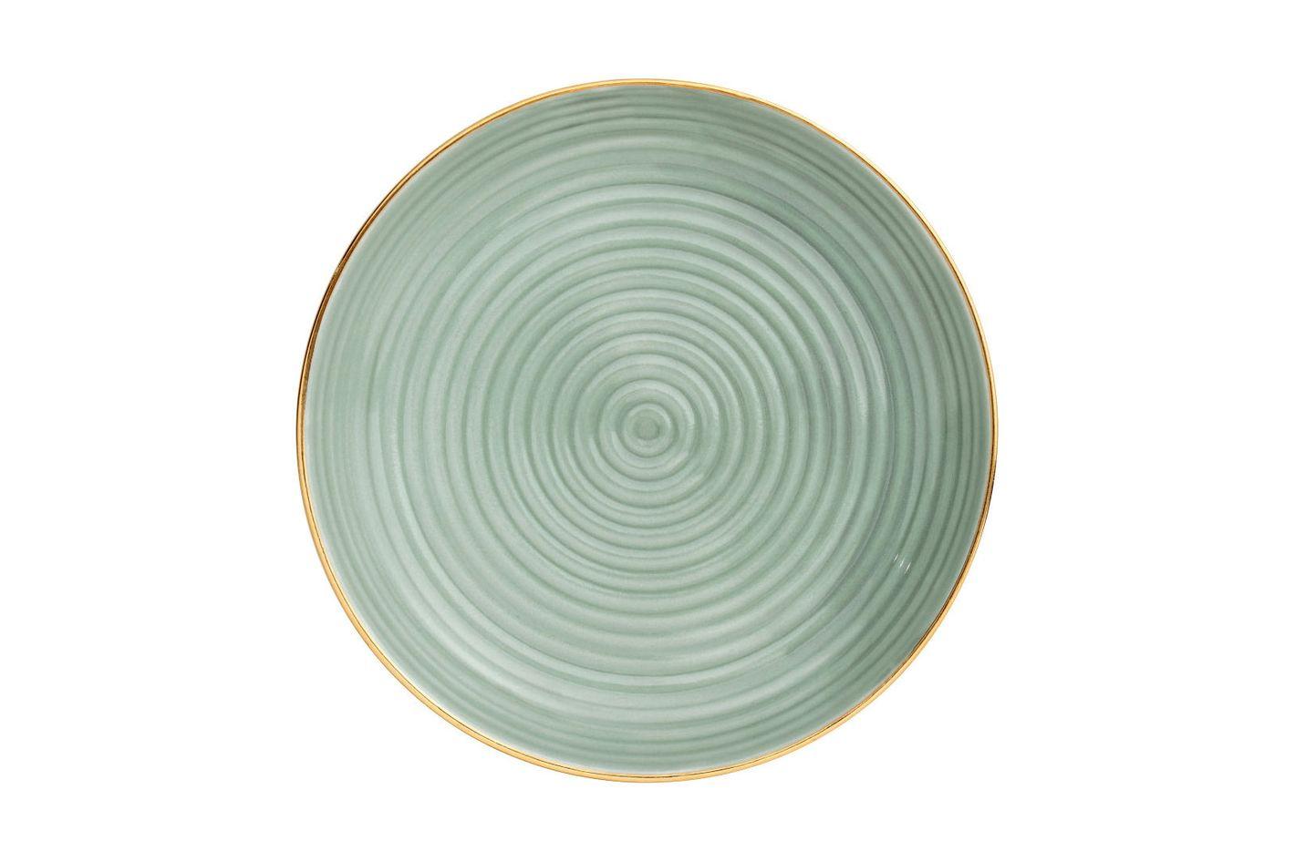 H&M Textured Porcelain Dish