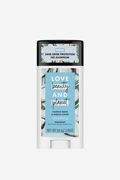 Love Beauty Planet Deodorant Coconut Water and Mimosa Flower