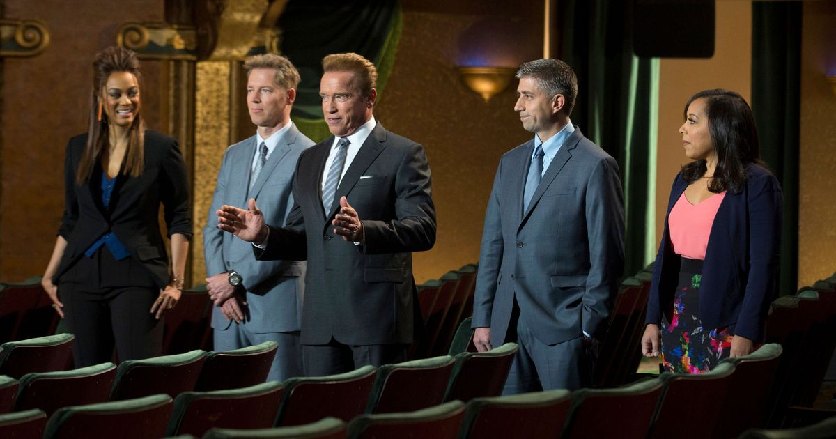 The Celebrity Apprentice TV Review - Common Sense Media