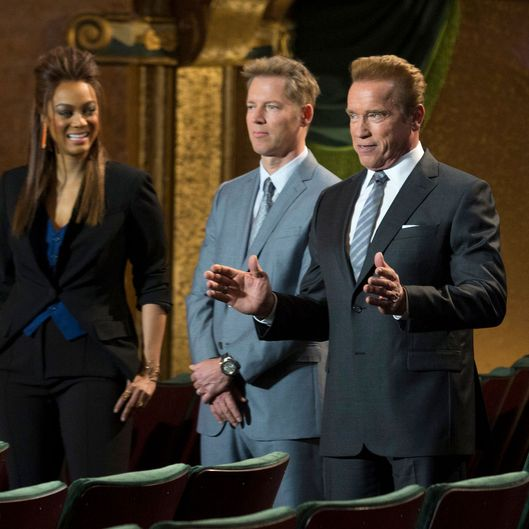 TV Reviews - The Celebrity Apprentice - Pop culture news ...