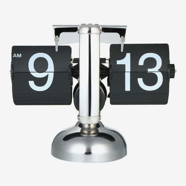 Anself Retro Table Clock