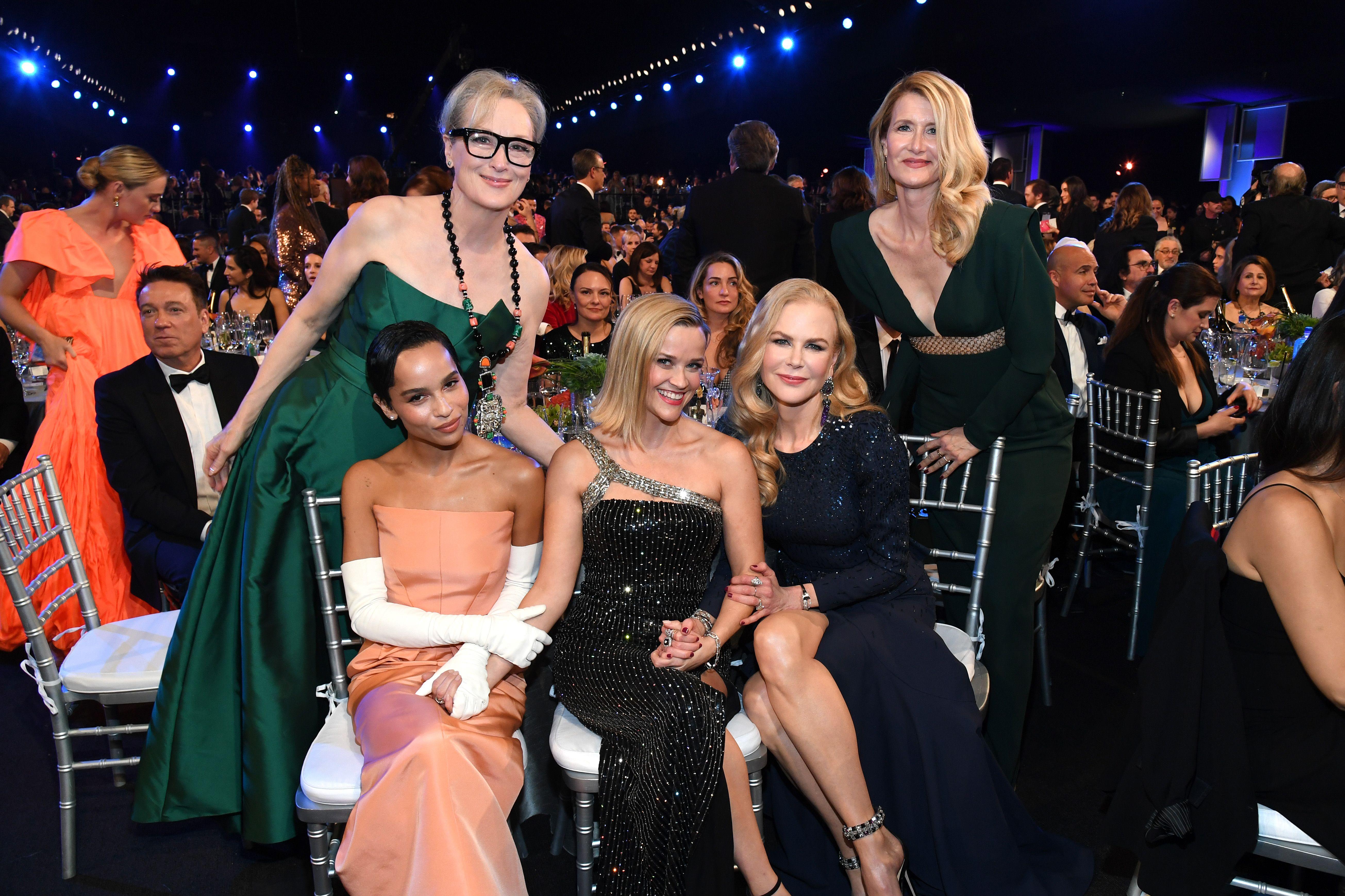 Everyone Looked Devastatingly Hot at the SAG Awards