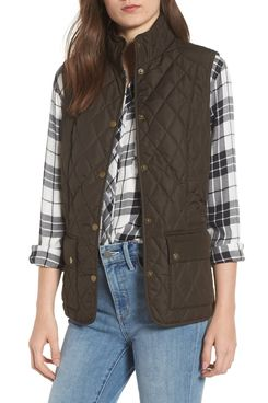 Saddleworth Quilted Vest