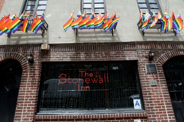 The Stonewall Inn Is Now a Designated Landmark