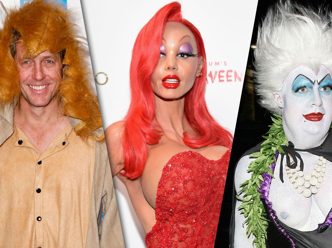 best worst celebrity halloween costumes of 15 vulture - Celeb Halloween Costume