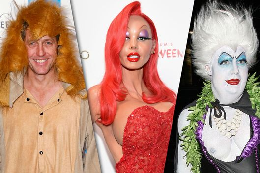 Best & Worst Celebrity Halloween Costumes of \'15 -- Vulture