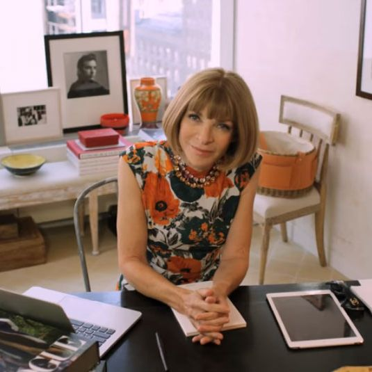 You Can Anna Wintour S Office Chair Online 2019 The