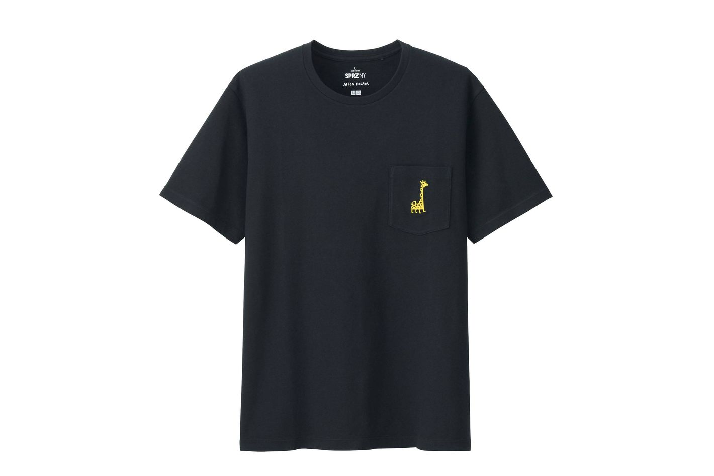 Jason Polan Giraffe T-shirt