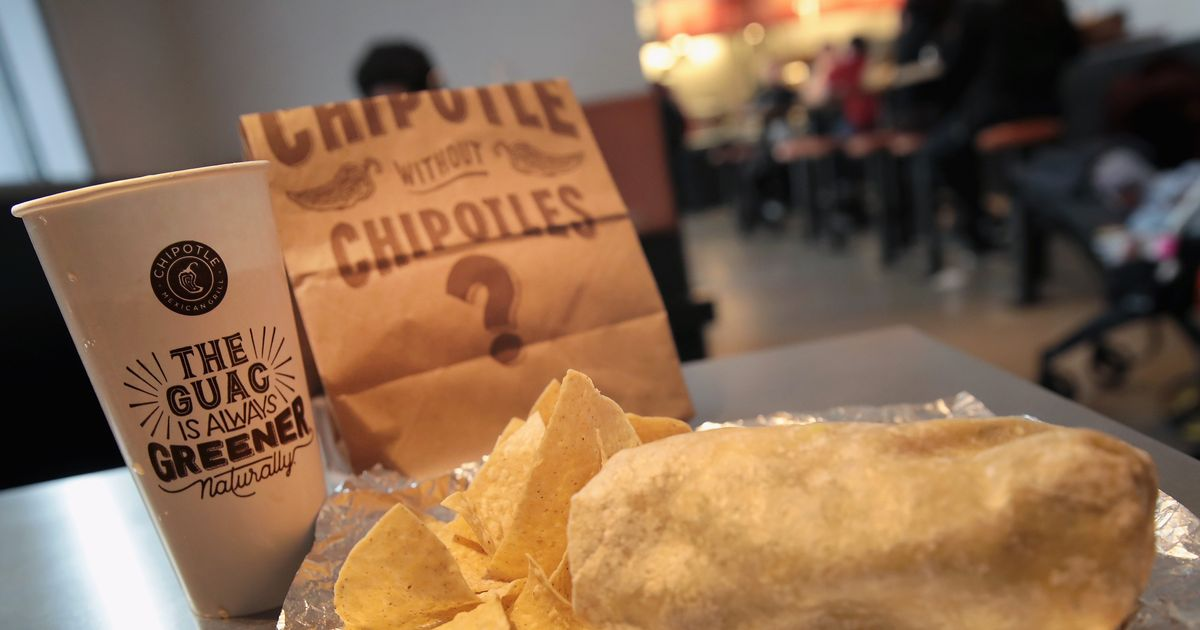 Which Brilliant Celeb Had Chipotle Delivered During the CFDAs?