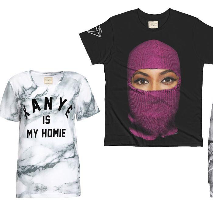 Shirts from ElevenParis.