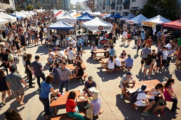 Smorgasburg's Outdoor Markets Return This Weekend
