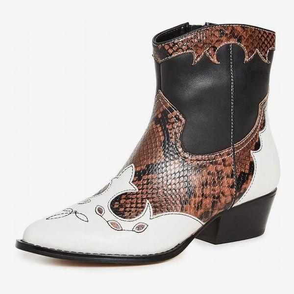 Villa Rouge Women's Bronson Cowboy Boots