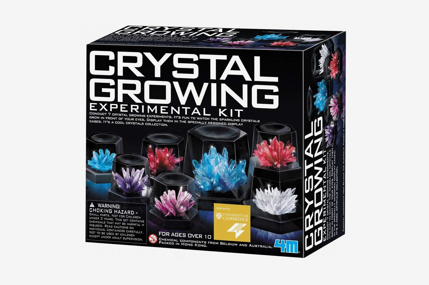 4M Crystal Growing: Experimental Kit