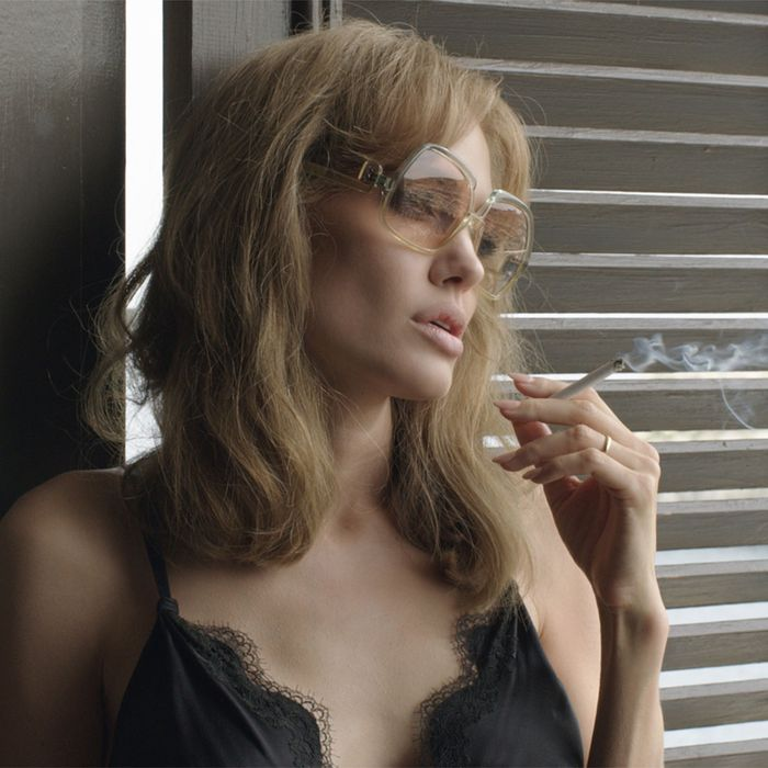 Angelina Jolie in <em>By the Sea</em>.