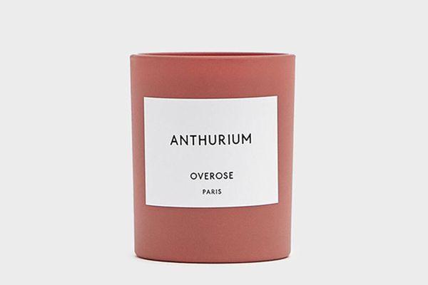 Overose Anthurium Scented Candle