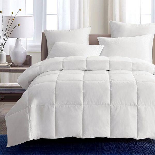 Eider & Ivory Lightweight Summer Down Comforter