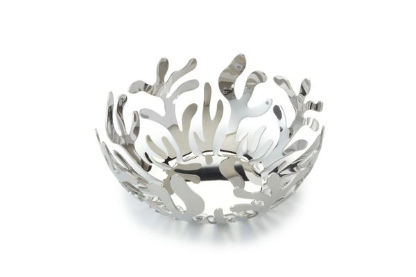 Alessi Mediterraneo Stainless Steel Fruit Bowl