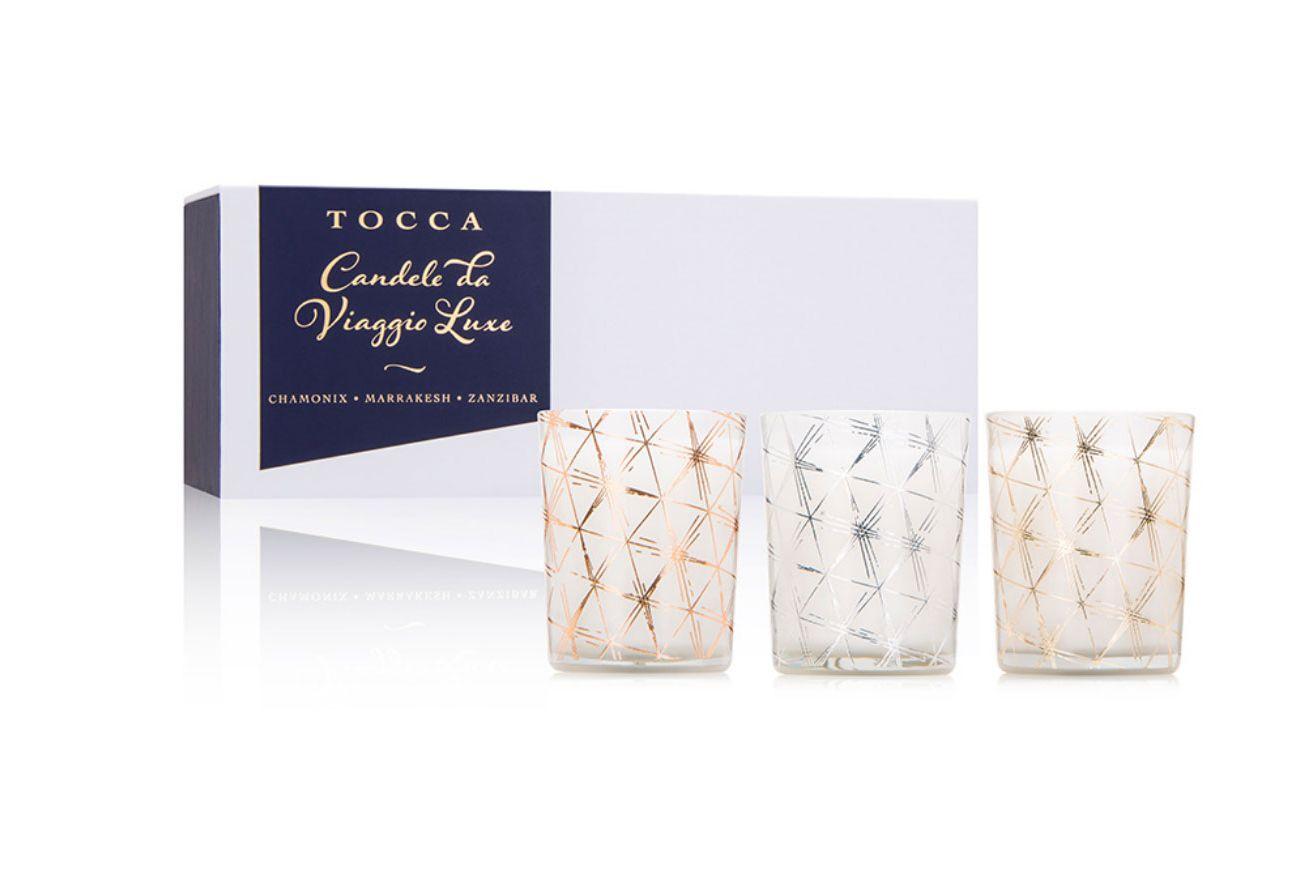 Tocca Beauty Candele da Viaggio — Limited Edition (3-Piece)