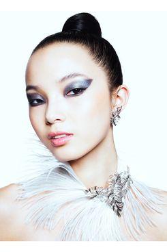 Editorial in <em>Vogue China</em>.