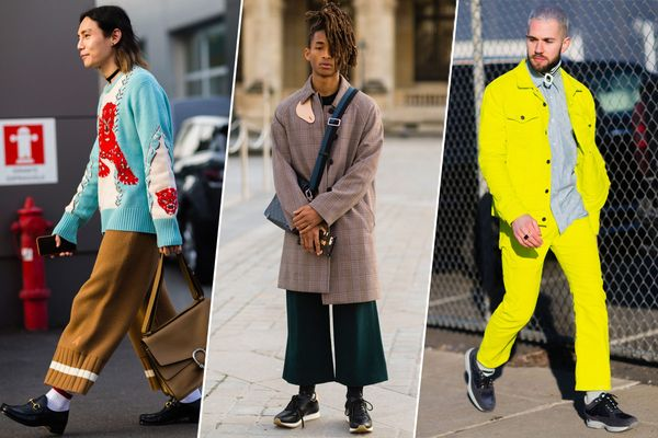 The 13 Best-Dressed Men From Fashion Month