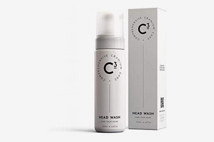 C3 Head Wash Fragrance-Free Foam Cleanser