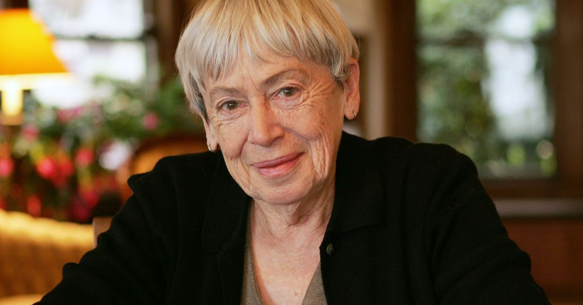 Bildergebnis für Ursula K. Le Guin