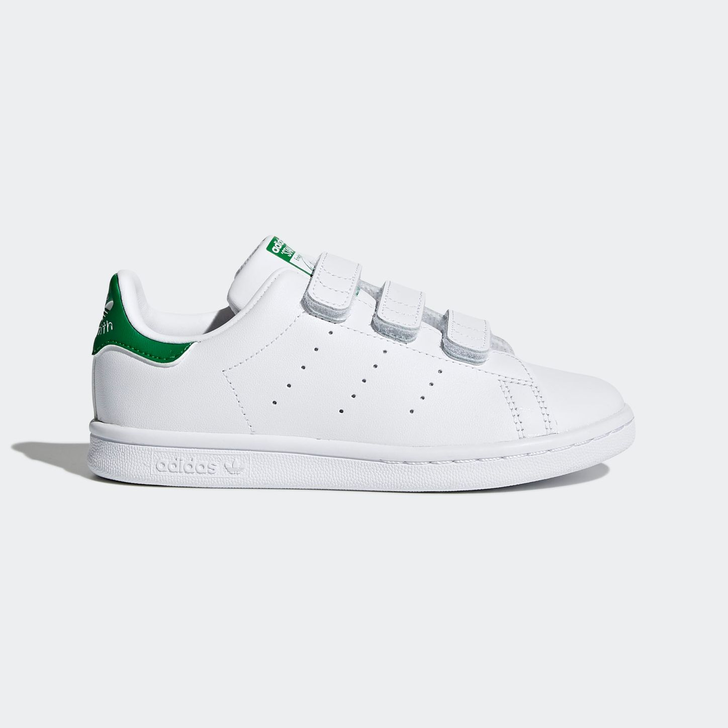 Adidas Kids Stan Smith Shoes (Little Kid)