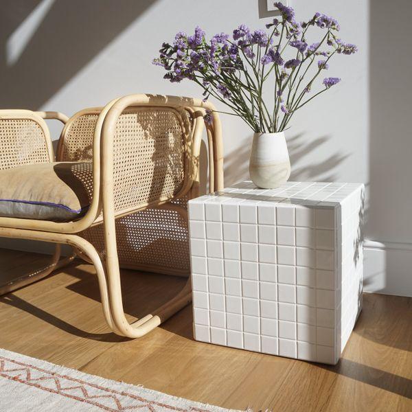 Fleur Studios Cube Side Table